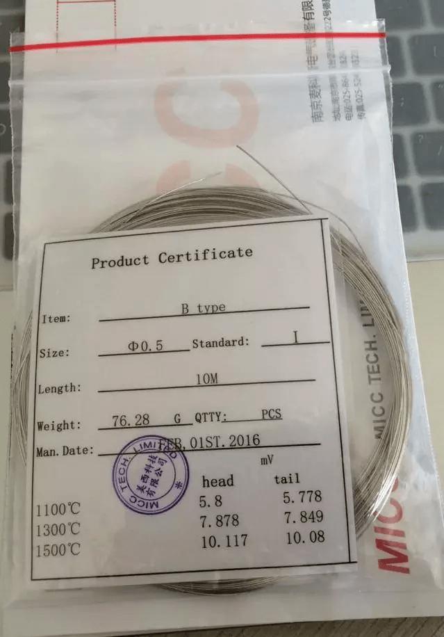 Platinum-Wire